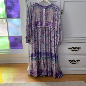 Spell & The Gypsy Collective Poinciana Gown NWT S